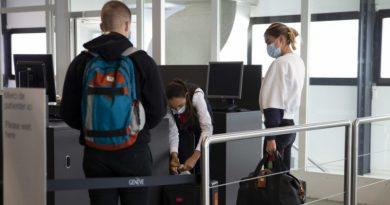 Aeroporto Controlli Gate Covid-19 - Spazio-News Magazine