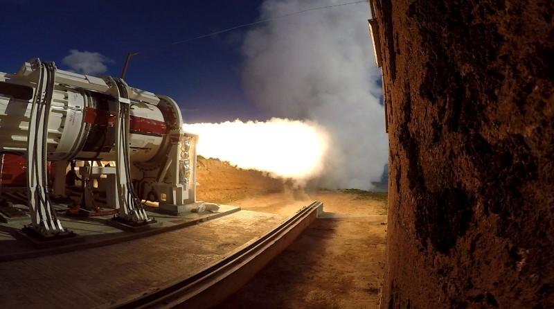 Test Motore Zefiro 40, Zefiro 23, Zefiro 9, AVIO SpA - Poligono Sperimentale e di Addestramento Interforze – PSIQ - Ricerca Spaziale