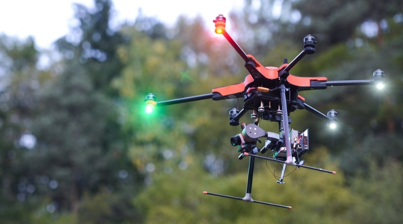 Drone - Nature of Innovation - NOI Techpark - SoLeon - Spazio-News Magazine