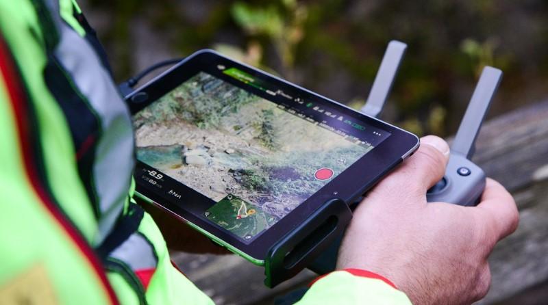 Drone Pilota GCS - Nature of Innovation - NOI Techpark - SoLeon - Spazio-News Magazine
