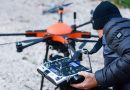 Drone Pilota- Nature of Innovation - NOI Techpark - SoLeon - Spazio-News Magazine