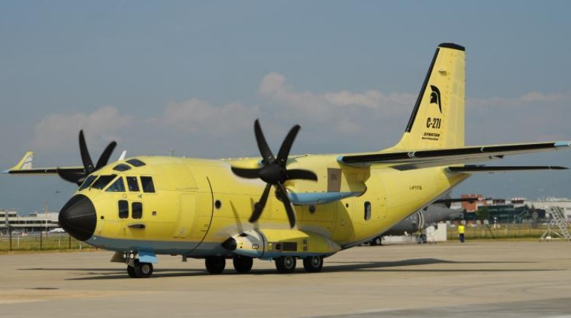 Leonardo Test - C-27J Next Generation - Spazio-News Magazine