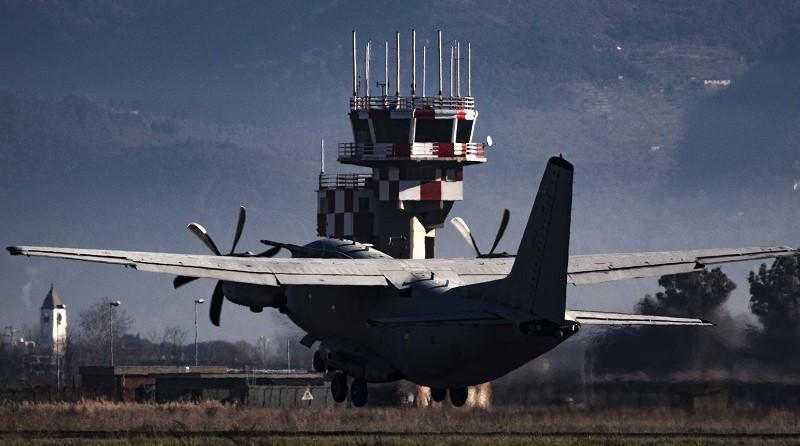 C-130J 46ª Brigata Aerea dell'Aeronautica Militare - Aeroporto di Pisa - Spazio_News Magazine