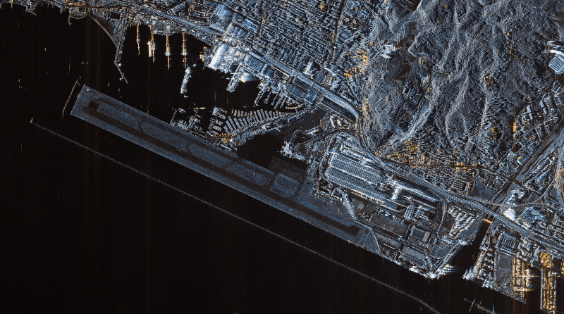 COSMO-SkyMed satellite Italia Genova satellitare Asi - Spazio-News Magazine