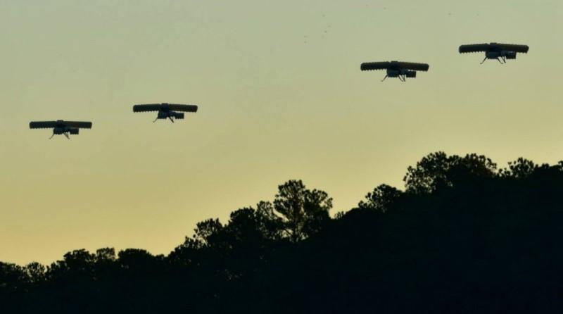 Cira-progetto-SWADAR-Swarm-ADvanced-Detection-And-TRacking-Drone-sciame-Difesa-UAVs - Spazio-News Magazine