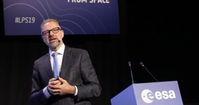 Josef Aschbacher Direttore Generale Agenzia Spaziale Europea - ESA Spazio-News Magazine