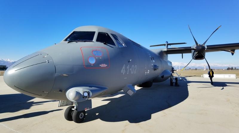 ATR P-72A 41° Stormo Antisom Aeronautica Militare Spazio-News Magazine