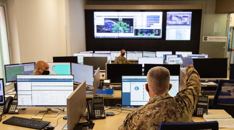 Aeronautica Militare - Smart Wing - informatica - esercitazione - Cyber - Spazio-News Magazine