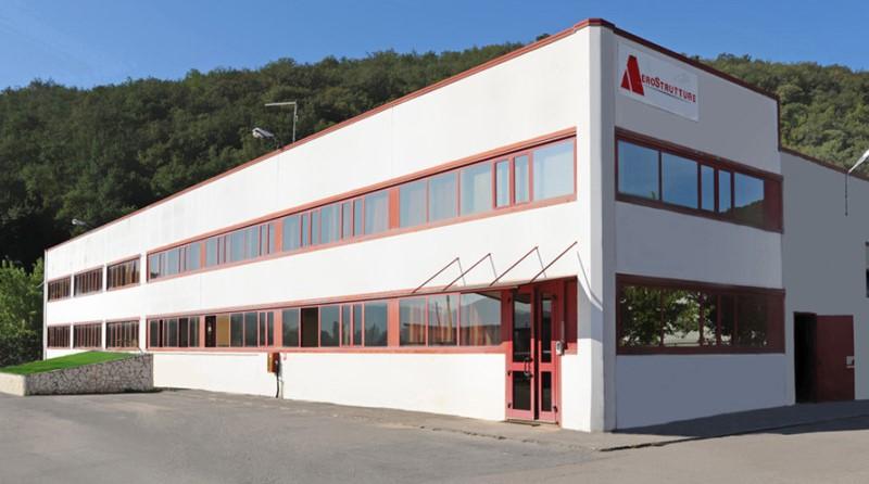 Aerostrutture SpA - Spazio-News Magazine