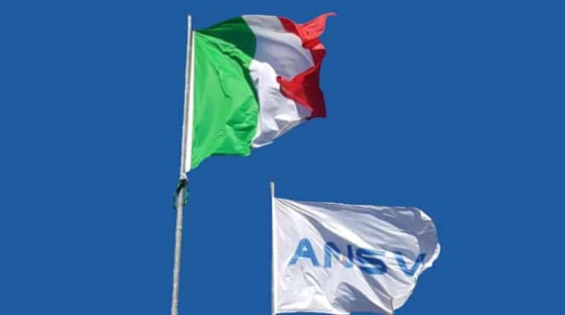 Agenzia Nazionale per la Sicurezza del Volo – ANSV Bandiera Nuova Spazio-News Magazine