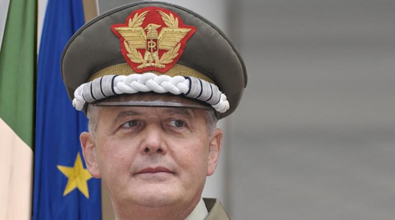 Difesa - Generale Pietro Serino - Capo di Stato Maggiore Esercito Italiano - Spazio-News Magazine