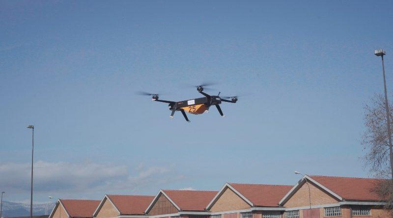 Leonardo ENAV Telespazio D-Flight - drone Sumeri Si Salpa! - Spazio-News Magazine