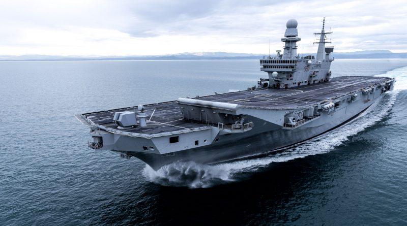 Marina Militare - nave Cavour Spazio-News Magazine