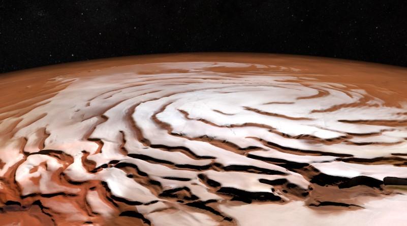 Nasa - ASI - Marte - Missione Mars Ice Mapper - MIM Spazio-News Magazine