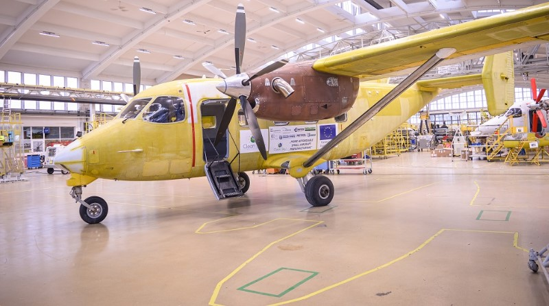 PZL M28 - Progetto More Affordable Small Aircraft manufacturing – SAT-AM - Clean Sky 2 - Cira - Spazio-News Magazine