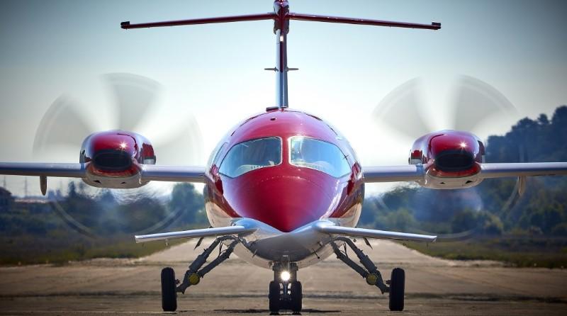 Piaggio Aerospace - Piaggio P-180 Avanti Evo Spazio-News Magazine