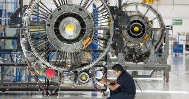 Produzione industriale Lavoro occupazione ricarca Aeronautica - Spazio-News Magazine