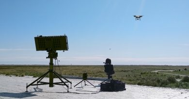 Radar C-UAS - Droni IAI - ELTA Systems Drone Guard Counter Unmanned Aircraft System - Spazio-News Magazine
