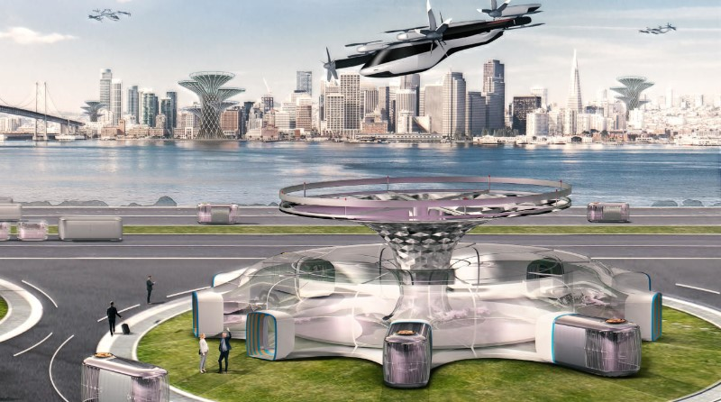 Smart Mobility Aviation future - Spazio-News Magazine