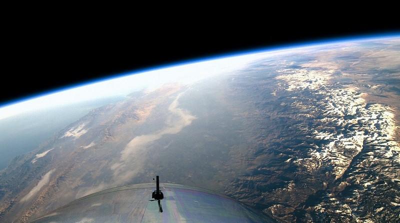SpaceShipTwo - Virgin Galactic - volo suborbitale - ricerca microgravità - Spazio-News Magazine