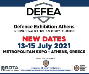 Spazio-News Magazine - Defence Exhibition Athens - DEFEA 2021