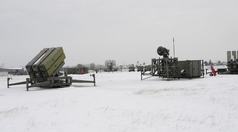 2° Stormo Aeronautica Militare Rivolto - sistema missilistico di difesa aerea SIRIUS e SPADA - Spazio-News Magazine
