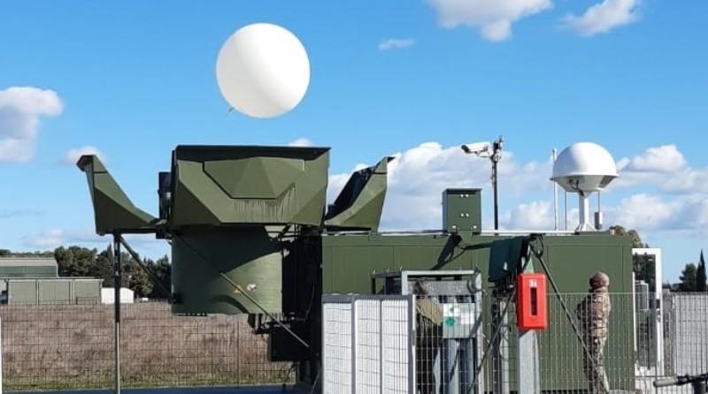 Aeronautica Servizio Meteorologico - lancio automatizzato pallone-sonda - Spazio-News Magazine