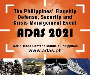 Asian Defense & Security (ADAS) 2021 NEW - Spazio-News Magazine - 300 x 250