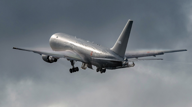Boeing KC-46 Tanker - Japan Air Self-Defense Force - JASDF Spazio-News Magazine