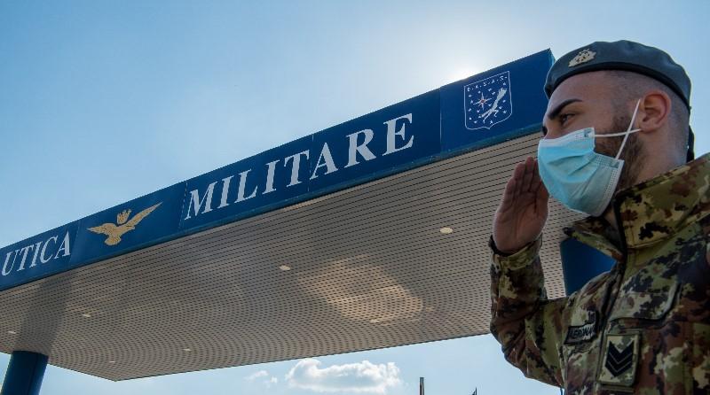 Divisione Aerea di Sperimentazione Aeronautica e Spaziale - DASAS, Pratica di Mare, Aeroporto Mario de Bernardi, Roma AMI