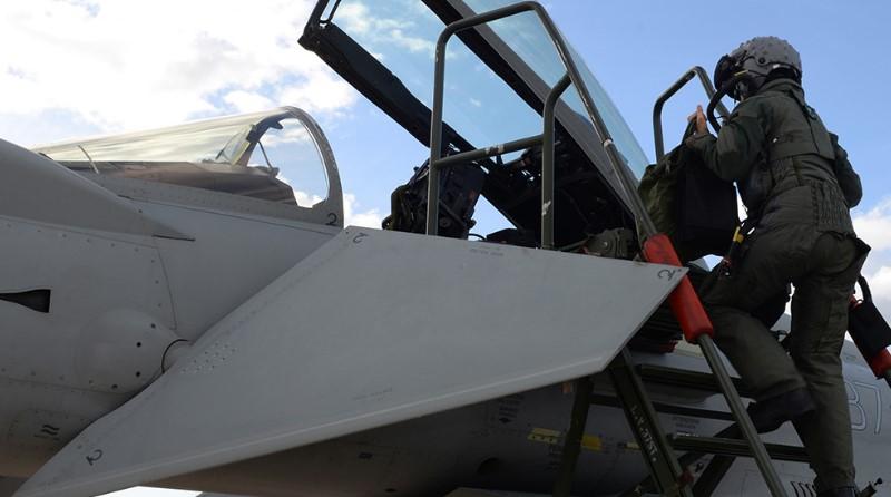 Eurofighter Typhoon - EFA - European Fighter Aircraft - Aeronautica Militare - Spazio-News Magazine