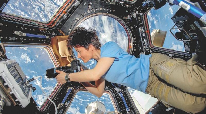 Samantha Cristoforetti - Agenzia Spaziale Europea - ESA - Spazio-News Magazine