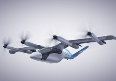 Vertical Aerospace - eVTOL VA-X4, Spazio-News Magazine