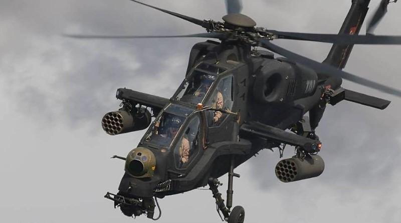 """Elicottero AW-129 """"Mangusta"""" - Leonardo, Spazio-News Magazine"""