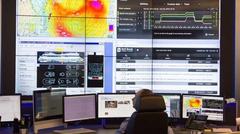 Maritime, Fleet Operation Center - Sync Lab Spazio-News Magazine
