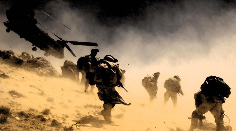 Lovers Srl - Diviste - abbigliamento - Operazioni Speciali - Missione - campo di battaglia - elicottero - Spazio-News Magazine