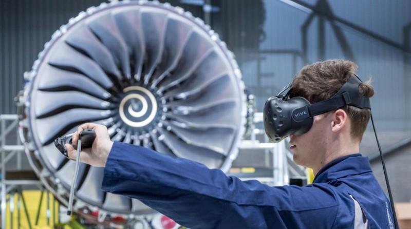 Manutenzione Aeronautica - Realtà Virtuale - Spazio-News Magazine