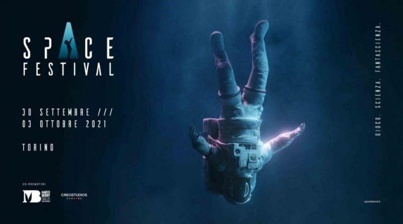 Torino Space Festival – Gioco, Scienza, Fantascienza, Spazio-News Magazine