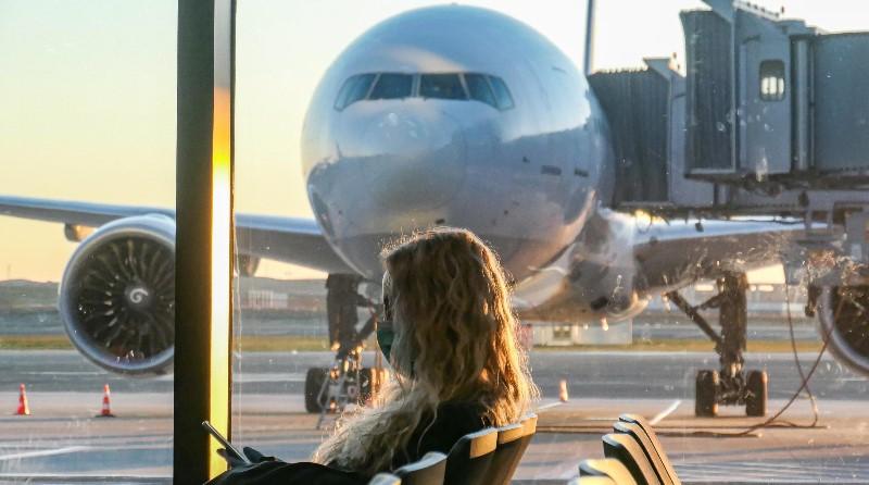 Aeroporto, viaggi, mascherina, Covid19, Aeroporto, Trasporti - Spazio-News Magazine